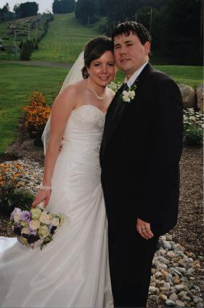 Mr. and Mrs. Edward Dunkelberger
