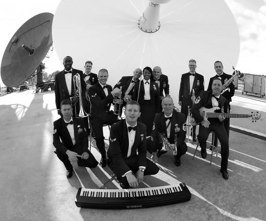 Satellite, a 12 piece ensemble that is part of the United States Air Force Heritage of America Band, is coming to Penn's Peak in Jim Thorpe on Sunday, March 21.
