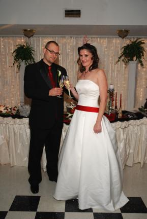 Mr. and Mrs. Jeremy Atkinson