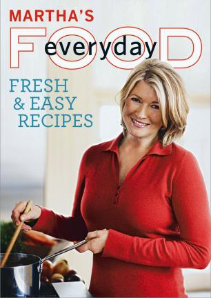 This is the cover for Martha's Everyday Food App, as supplied by Martha Stewart Living Omnimedia.