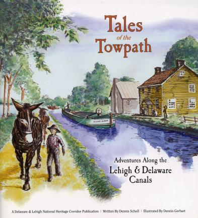 School Districts along the 195-mile Delaware & Lehigh National Heritage Corridor are embracing Tales of the Towpath, a four to six week program focusing on the region's cultural heritage formed during its halcyon days when coal and canals fueled the…