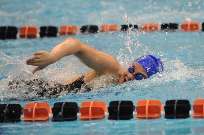 Solt gets bronze in 200 freestyle