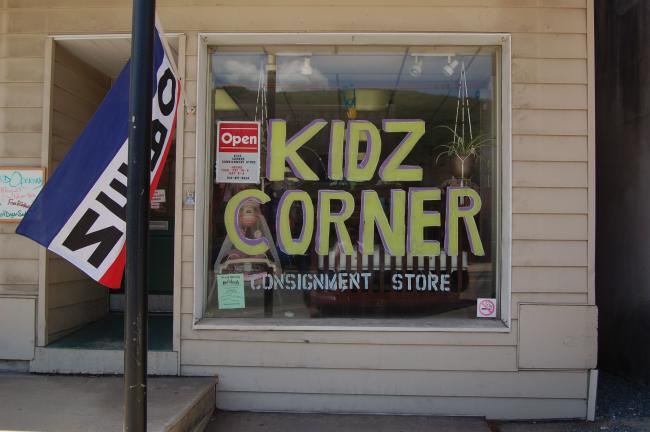 TERRY AHNER/TIMES NEWS Kidz Corner, located at 415 Delaware Avenue, Palmerton, will hold a grand opening from noon to 4 p.m. Saturday.