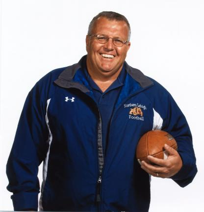 Jim Tkach will be inducted into the PA High School Football Coaches Hall of Fame this weekend.