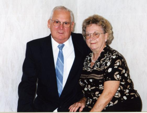 Mr. and Mrs. George Millet of Tamaqua