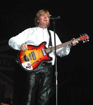Gail Maholick/TIMES NEWS Peter Noone will be performing with Herman's Hermits for a concert at 8 p.m. Friday at Penn's Peak in Jim Thorpe.