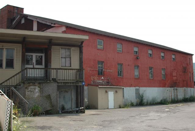 The former Liberty Hall in Tamaqua will be renovated into residential housing units thanks to $3.8 million in funding through the Pa. Housing Finance Agency (PHFA). DONALD R. SERFASS/TIMES NEWS