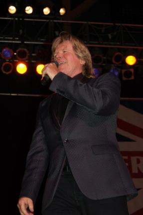 Peter Noone entertained fans at Penn's Peak, Jim Thorpe, on Friday night.