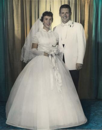 Mr. and Mrs. G. Thomas Wargo