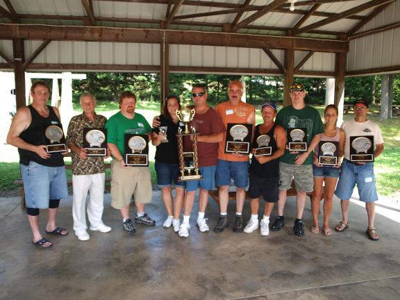 Andrew Leibenguth/Special to THE TIMES NEWS @Caption Stand Alone:Tamaqua Pool League Awards The Tamaqua Pool League held their annual picnic at the West Penn Rod and Gun Club recently. Awards and trophies were given to individuals and teams for…