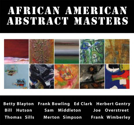 African American Abstract Masters runs from Aug. 28-Oct. 18 at the Anita Shapolsky Art Foundation, 20 W. Broadway, Jim Thorpe.