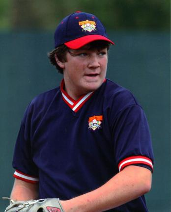Hartung plays in Cooperstown Tournament