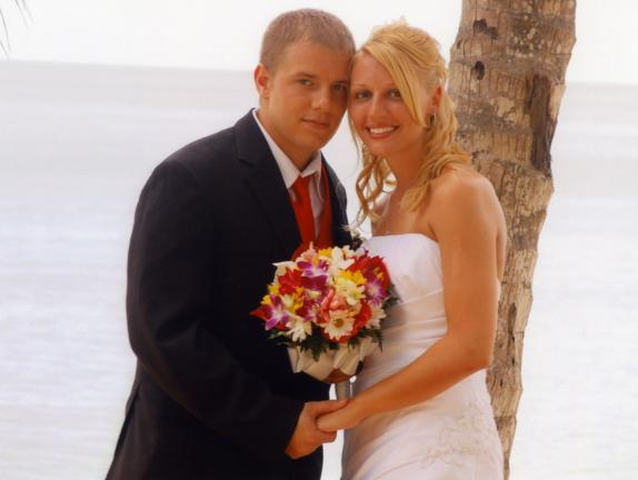Mr. and Mrs. Daniel Miller