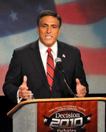 TIMES NEWS FILE PHOTO Lou Barletta
