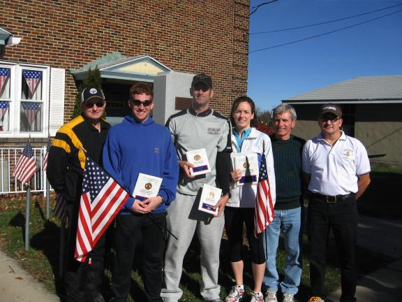 Veterans Day 5K winners On Saturday, Nov. 13, the Panther Valley Running and Fitness Club (PVRFC) held its 12th Annual Veteran's Day 5K run/Walk in Summit Hill. The event is for the benefit of the Summit Hill American Legion Children's Christmas…