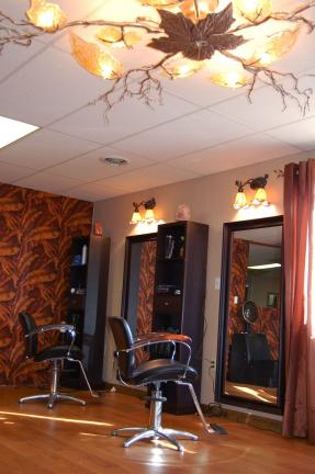 Gail Maholick/TIMES NEWS At The Pure Beauty Lounge, 450 Interchange Route, Route 209, Lehighton, clients will find all the amenities that a full service salon/spa can offer, plus a whole lot more. There will be an open house from noon to 5 p.m…