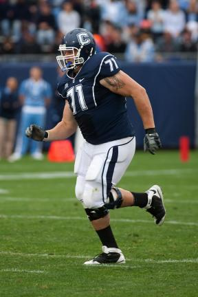 Ryan named first-team All-Big East lineman