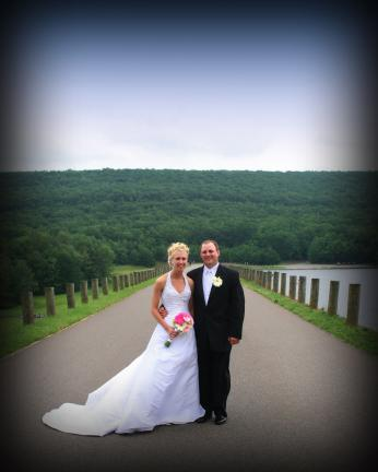 Mr. and Mrs. Christopher A. Hartz