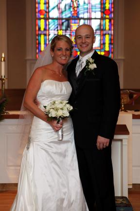 Mr. and Mrs. Bryan J. Davis