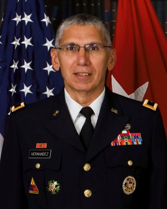 Major General Rhett A. Hernandez