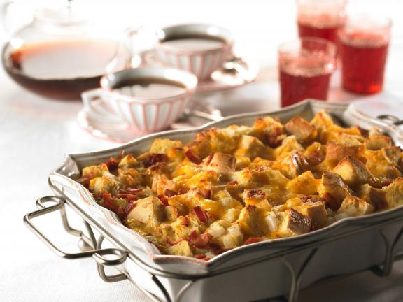 Photo courtesy of McCormick Cheesy Bacon & Egg Brunch Casserole