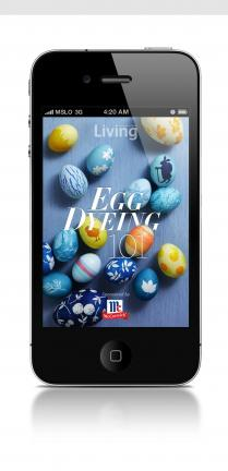 "The ""Egg Dyeing 101 from Martha Stewart Living(TM)"" App provides access to holiday egg-decorating ideas that are kid-friendly, fun, and easy to accomplish with simple instructions and how-to videos. Choose a project by swiping through an…"