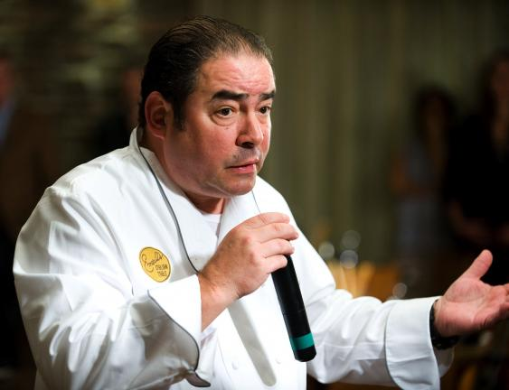 @$:Chef Emeril Lagasse speaks to the media at a preview luncheon in June at his newest restaurant, Emeril's Italian Table, at The Sands Casino in Bethlehem. Hallmark Channel recently announced the iconic chef will star in a new daytime television…