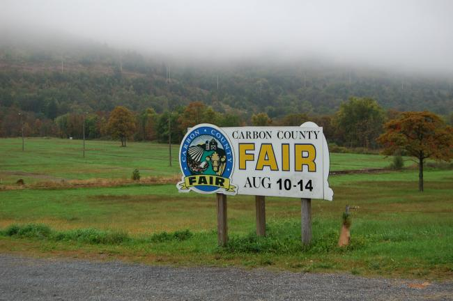Linda Koehler/TIMES NEWS The Carbon County Fair Board purchased over 700 acres of property along Little Gap Highway in Lower Towamensing Township through a Carbon County Tax Sale to develop into new fairgrounds. Of the 700 acres, 46 acres will be…