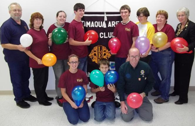 The Tamaqua LEO Club hosted the District 14-U fall LEO Club rally recently at the Blue Mountain Recreation Center in Lehighton. The event consisted of games, programs, activities and an ice cream party. Speakers Fran Stahl, Tamaqua Lion, and Scott…