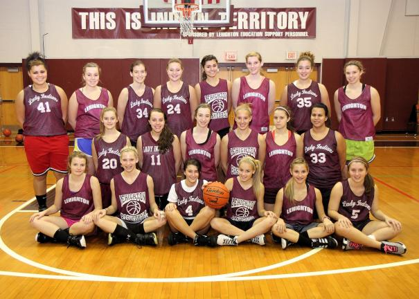 Lady Indians taking a positive approach