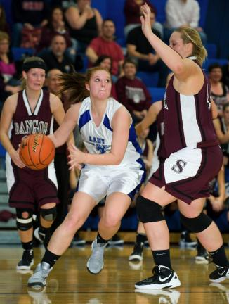Bangor defense frustrates PHS