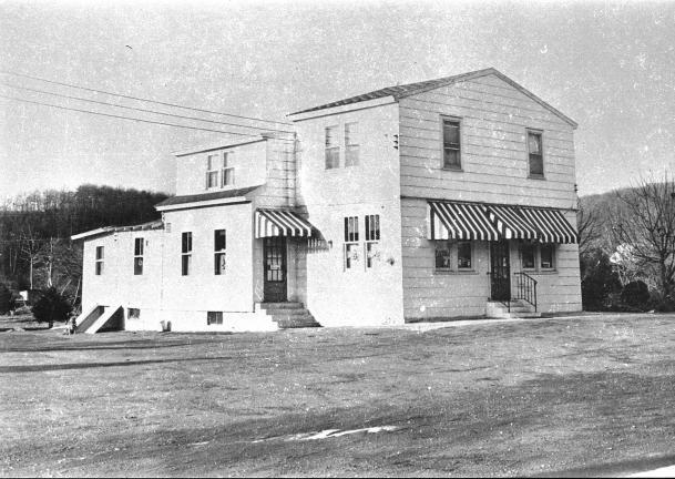 COURTESY LARRY NEFF COLLECTION River Run Inn on Route 309 in South Tamaqua served as a tavern and cafe, and was site of the Tamaqua area's most brutal murder, still unsolved.