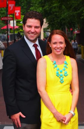 Cory P. Balliet, Esq. and Dr. Megan E. Statkewicz