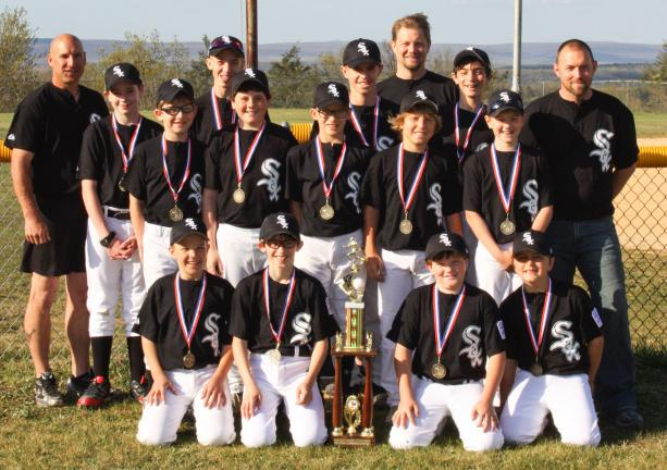 Towamensing White Sox win tournament