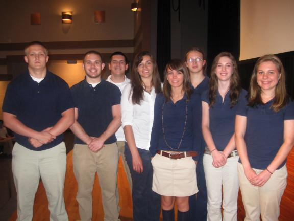 KATHY KUNKEL/TIMES NEWS Members of the Tamaqua Class of 2012 who scored 600 or better on any segment of the SAT test include: Tyler Groner, Anthony Iacoviello, Joshua Nemeth, Tanner Urban, Amber Heffelfinger, Heidi Wagner, Erin Fegley and Jacqueline…
