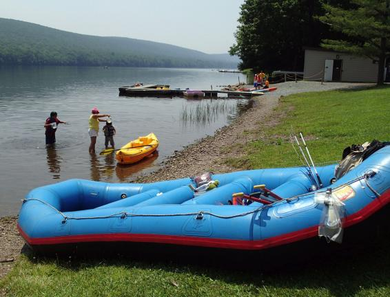 AL ZAGOFSKY/SPECIAL TO THE TIMES NEWS In 1974, Mauch Chunk Lake Park, a multipurpose flood control and recreational facility in the boroughs of Summit Hill and Jim Thorpe, was opened. It continues to be Carbon County's Mecca for swimming, hiking,…