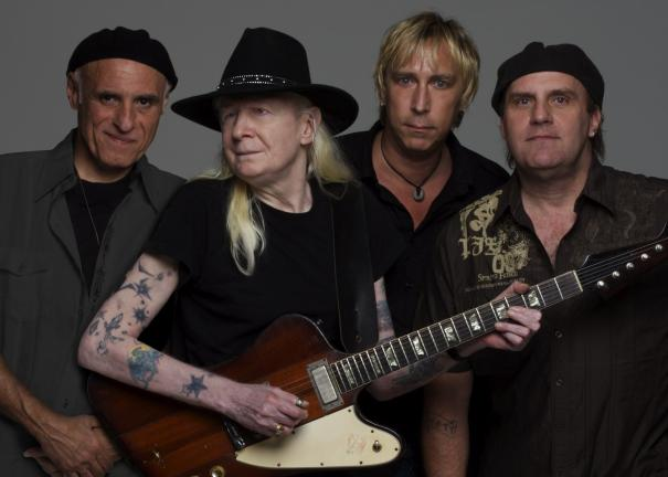 Blues guitarist, singer, and producer Johnny Winter will be performing Saturday night at Penn's Peak in Jim Thorpe. It's one of three concerts at the venue this weekend.