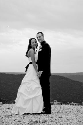 Mr. and Mrs. Mark Goff