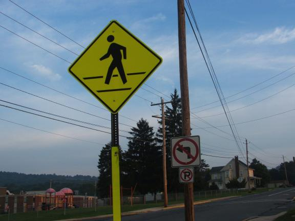 MICHAEL A. HEERY/SPECIAL TO THE TIMES NEWS A new traffic pattern will greet parents and students at Shull-David Elementary School in Lehighton when the new school year begins on Monday, August 27. Lehighton Area School District, Lehighton Police…