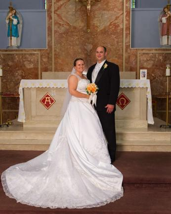 Mr. and Mrs. Michael Searfoss
