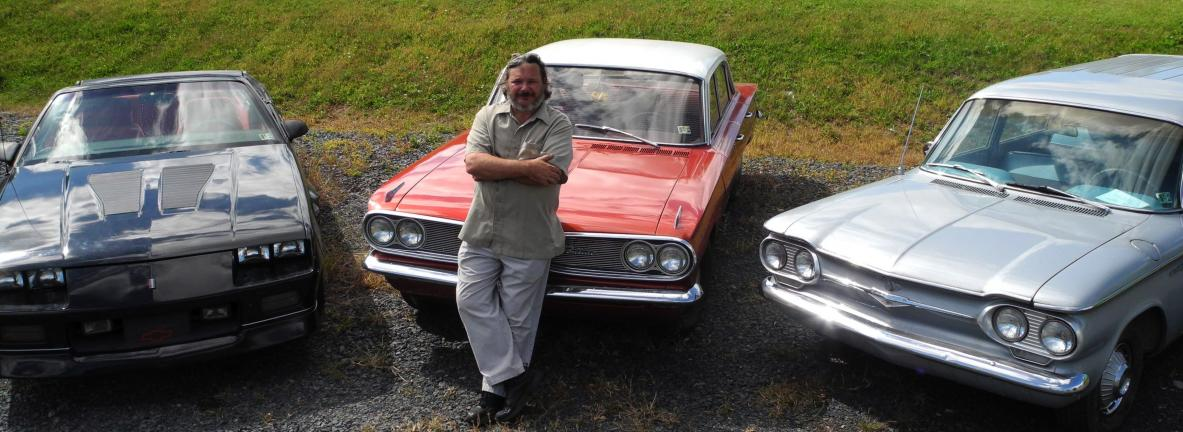 SPECIAL TO THE TIMES NEWS West End Rotarian, Ed Gallagher, chairman of the car show, invites everyone to the club's annual Oktoberfest and Car Show, scheduled rain or shine for Oct. 14 at the Polk Township Fire Hall. The event will feature food, an…