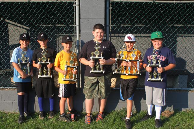 Anthracite Little League Awards