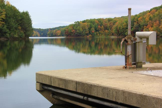 ANDREW LEIBENGUTH/TIMES NEWS Between October 15 and October 31, the staff at the Tuscarora State Park will begin an 8 to 10 foot drawdown of the lake. Specific timing will be dictated by the weather. Staff and park officials will take advantage of…