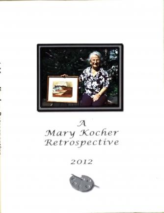 "The history of Carbon County is revealed in the paintings of Mary Kocher, and for the first time roughly 140 of her historic scenes have been collected and published. The book is titled ""A Mary Kocher Retrospective 2012""."