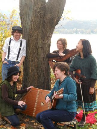 SPECIAL TO THE TIMES NEWS Seasons, a Celtic music group, will be performing music and stories at 7 p.m. Saturday, Nov. 10, at Ss. Peter and Paul Catholic Church, 260 N. Third St., Lehighton.