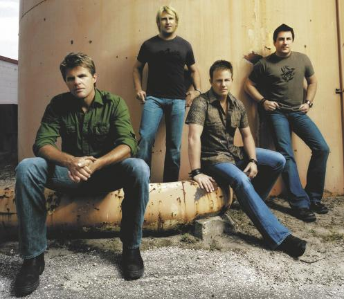 Country band Lonestar, celebrating its 20th year, will be appearing Friday night at Penn's Peak in Jim Thorpe.