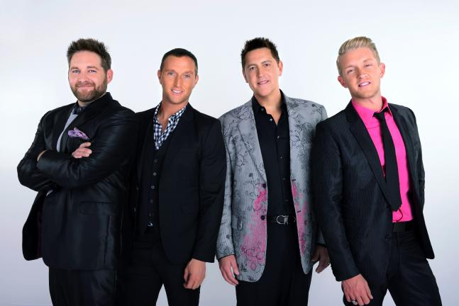 Ernie Haase & Signature Sound bring their Christmas tour to Penn's Peak at 7 p.m. Sunday. This is the first appearance at the venue for the multiple Dover Award winning quartet.