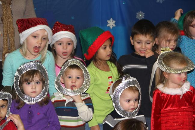 PathStone Head Start holds holiday program