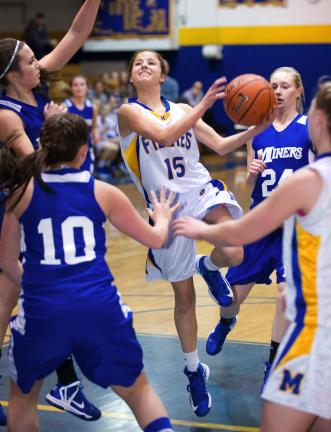 Fillies can't slow Miners