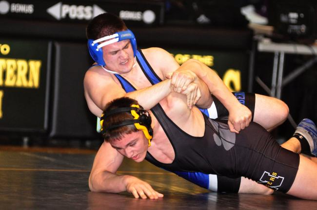 Run of pins lifts Palmerton over NW